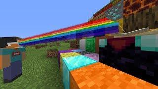 Minecraft, But Everywhere We Look Turns To Random Blocks...