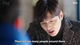 Lee Min Ho and Jun Ji Hyun: Legend of the Blue Sea; Best Scene (EngSub)
