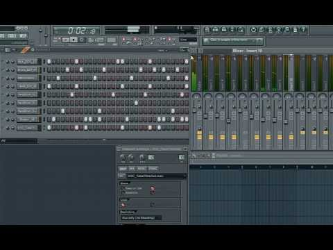# 7 drum Beats [Hip Hop] [tutorial FL studio] (HD)