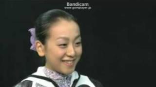 Mao Asada 2011 Rostelecom cup CBC interview