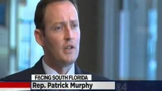 "Patrick Murphy Blames America For ""Greed And Selfish Behavior"""