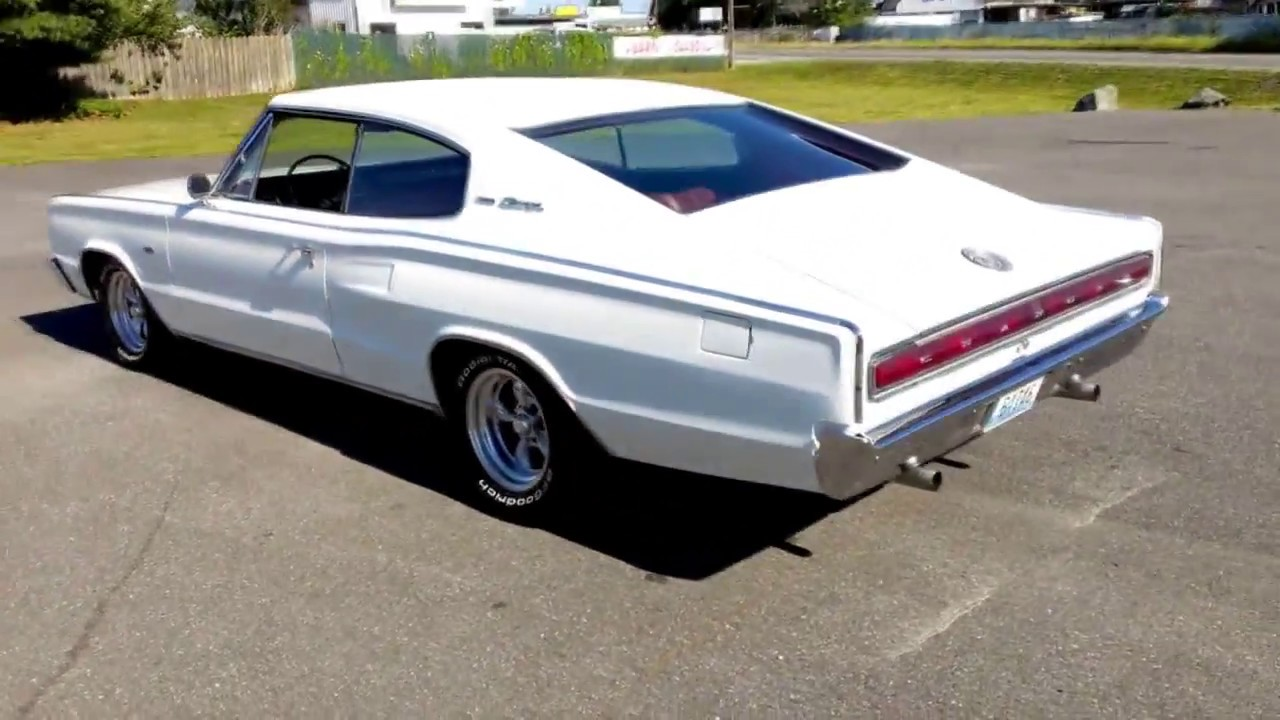 1966 Dodge Charger - Y...