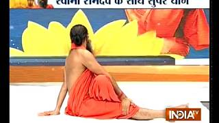 Ramdev tells how to fight Diabetes, Age with Yoga Asanas..