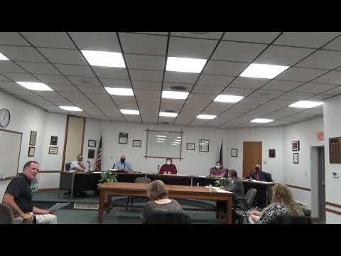 Rouses Point Village Board Meeting  10-4-21