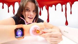 Apple Watch Series 6 RED -NUNCA DESCANSA unboxing y review-