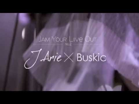 J.Arie x Buskic: 李香蘭 (張學友) [The