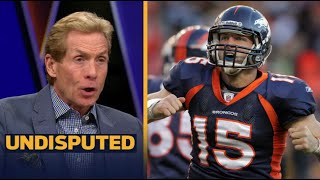 UNDISPUTED | Skip Bayless thinks that signing Tim Tebow would help the Jaguars