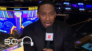 Stephen A. calls MSG 'electric' after the Knicks' Game 2 win vs. Hawks | SportsCenter with SVP