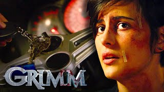 Trubel's Cool New Motorcycle | Grimm