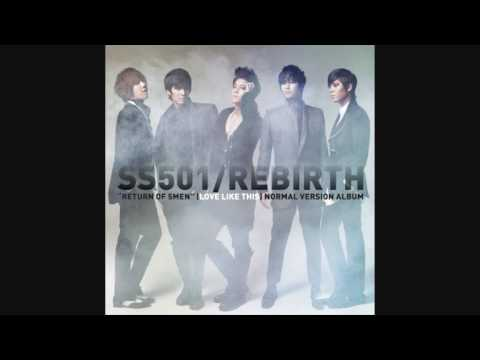 SS501 - Only One Day HQ Full version - (with phonetic lyrics)