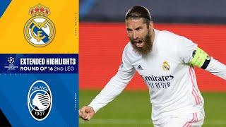 Real Madrid vs. Atalanta: Extended Highlights | UCL on CBS Sports