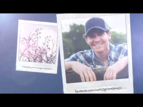 """Curtis Grimes """"Our Side Of The Fence"""" Lyric Video"""