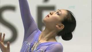 Mao Asada 2008 NHK Trophy SP clair de lune