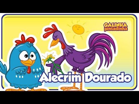Baixar Alecrim Dourado - DVD Galinha Pintadinha 2