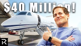 How Mark Cuban Spent $4.2 Billion