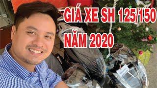 MR TIN + GIÁ XE SH 150 2020 và SH 125 2020. HƯỚNG DẨN SỬ DỤNG CÔNG NGHỆ SH 150 2020