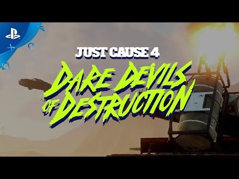 Dare Devils of Destruction