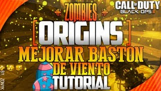 Guía Zombies 'ORIGINS': Tutorial