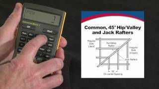 Construction Master 5 Rafter Calculations How To