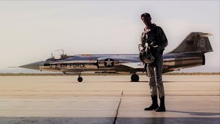 Chuck Yeager & the F-104