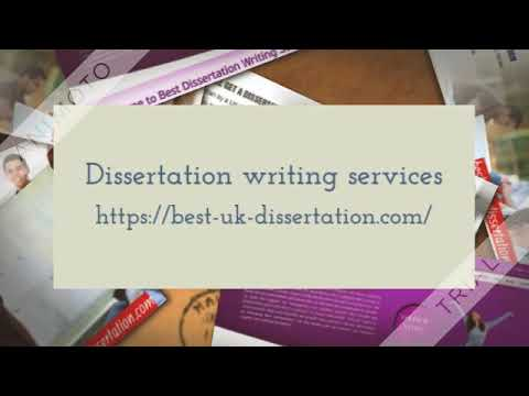 Proof That dissertation writing services Really Works