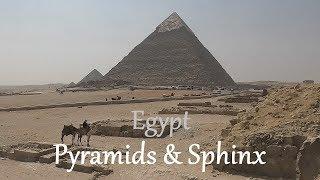 EGYPT: Pyramids & Sphinx - Giza (near Cairo)