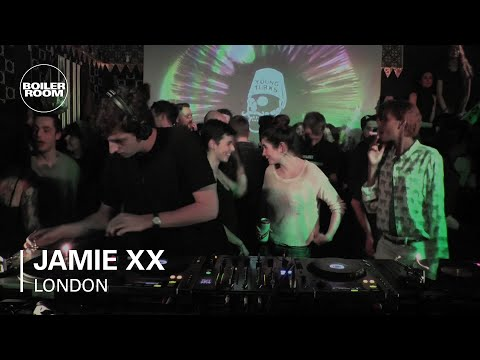 Jamie xx 55 min Boiler Room London DJ Set