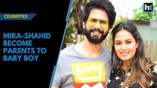 Mira and Shahid Kapoor become parents again..
