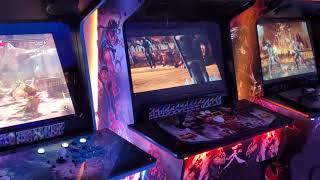 Arcade Game | Future Mortal Kombat | Future Mortal Kombat