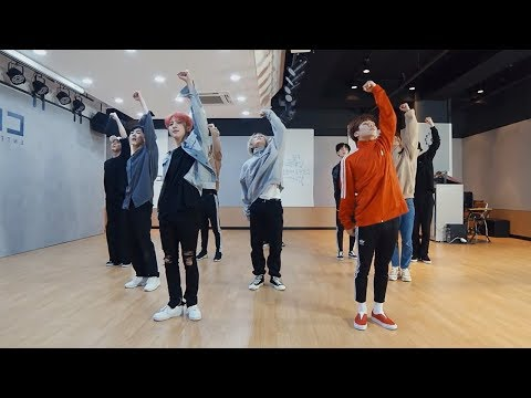 PENTAGON (펜타곤) - RUNAWAY Dance Practice (Mirrored)
