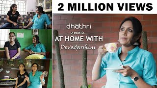 At home with Devadarshini and her daughter| I find peace when I enter home| JFW Exclusive