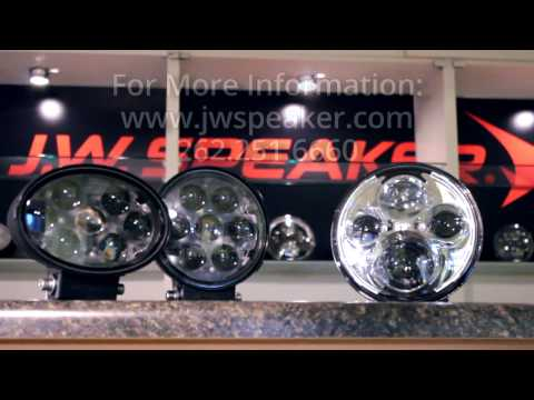 TS3001 Series - LED Off-Road Auxiliary Lights