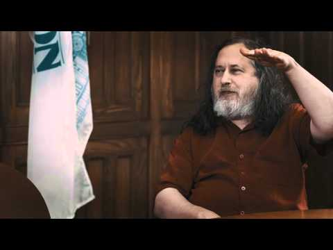 Richard Stallman on Free Software: Freedom is Worth the Inconvenience