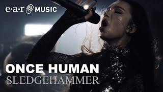 """ONCE HUMAN """"Sledgehammer"""" - Official Music Video"""