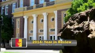2014: Year in Review - Pittsburg State University