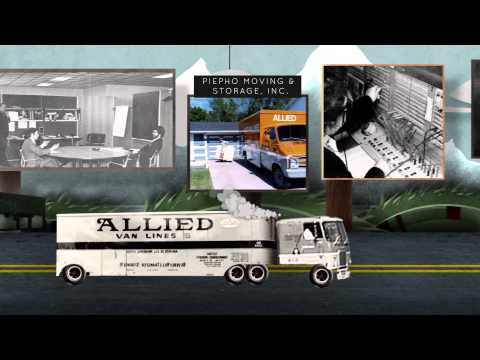 History of a Moving Company | Allied Van Lines