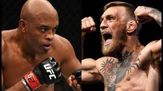 Anderson Silva vs Conor McGregor Fight might actually Happen. Both Fighters Agreed to Fight