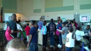 Thurgood Marshall Elementary Career Day