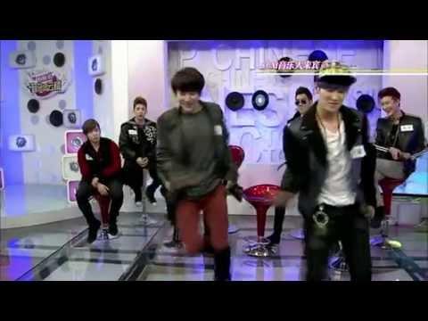 蒙牛酸酸乳《音乐风云榜》 音乐大来宾 - SJM