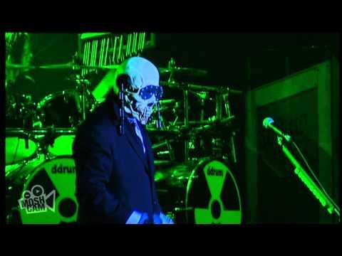 Megadeth - Dawn Patrol   Live in Sydney   Moshcam