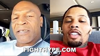 MIKE TYSON & GERVONTA DAVIS TALK SANTA CRUZ, LOMACHENKO, ROY JONES, HANEY, STEVENSON, TUPAC & ADVICE