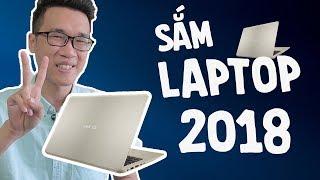 Sắm laptop 2018 phải có những tiêu chí sau