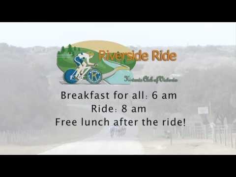 Kiwanis Riverside Ride 2013