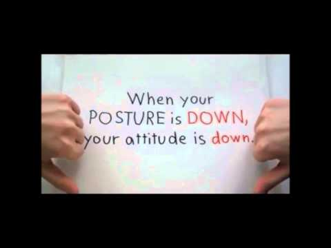 Get To Know Chiropractic: Posture Determines Attitude