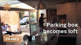 Мир дизайна — Квартира из гаража