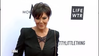 KRIS JENNER WILL NOT BE TAKING ANOTHER 'GAMBLE' AT MARRIAGE