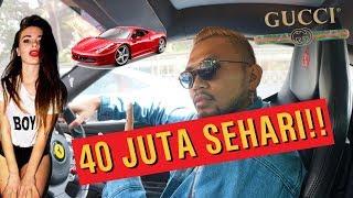 BELANJA GUCCI PAKE FERRARI DI MALAYSIA!! #ROYALTRIP