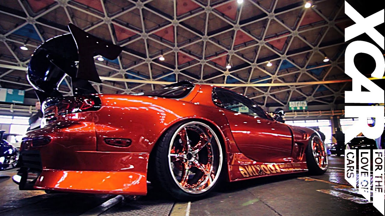Japanese Car Show Skylines Silvias And More Tuned And