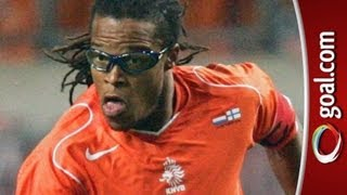 Edgar Davids disagrees with NFL Rooney rule as football race row continues
