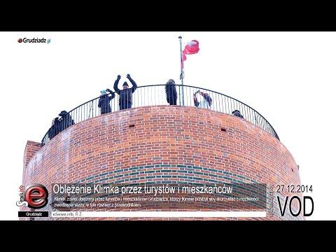 Oblężenie Klimka przez turystów i mieszkańców